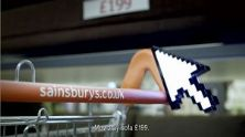 Sainsburys launches first non-food TV ad