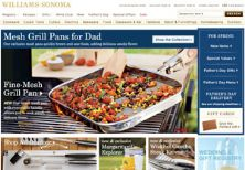 William-Sonoma sees sales soar