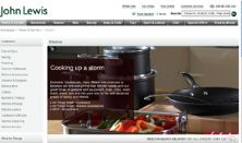 Cookshop 'in great form' as John Lewis sales lift