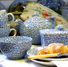 Denby purchase secures Burleigh pottery future
