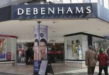 Debenhams looks to 20% hike in annual profit