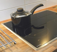 Induction hobs shine in major appliance market