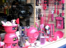 Edinburgh store is in the pink for breast cancer
