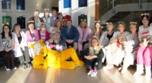 What More raises almost £3k for Children In Need