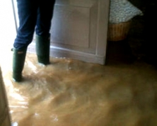 Spending cuts raise flood cover fears