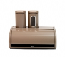 Taupe is a natural addition for Brabantia