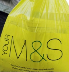 M&S sales better than expected