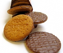 It's a barrel of laughs for biscuit industry