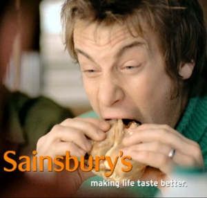 Jamie Oliver parts company with Sainsbury's