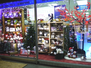 Coulsdon Home Hardware is Christmas window winner