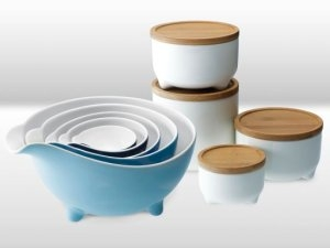 Montsoreau puts stylish slant on kitchenware