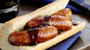 New ways with brown sauce boost sales