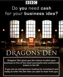 Dragons' Den seeks housewares ideas for new series