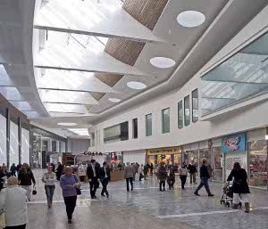 Shopping centre openings slump to 30-year low