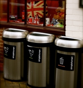 Simplehuman cleans up at Britain's longest street party
