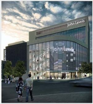 John Lewis Exeter announces opening date