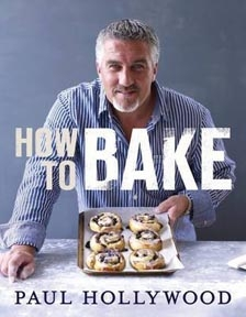 Paul Hollywood's new cookbook enters Best Sellers list