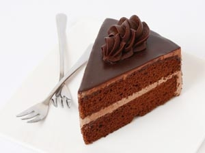 Chocolate tops Britain's best-loved cake survey