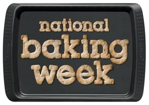 'Best of British' theme for National Baking Week