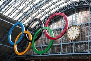 Olympics brings no Gold rush for retailers yet