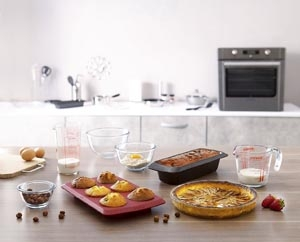 Pyrex celebrates cookery school excellence