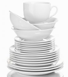 New taxes will send tableware prices rocketing