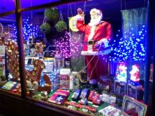 Watson Home Hardware window is a Christmas winner