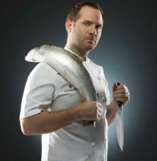 Chef Williams to demo Victorinox at Spring Fair