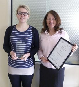 Tradestock recognised at Apprentice Awards