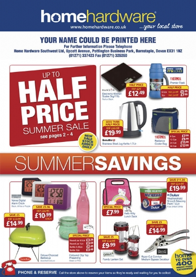 Home Hardware launches new summer promotion