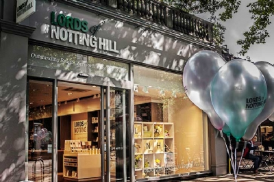 Homeware store Lords of Notting Hill makes debut