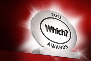 Winners of the 'Which?' Awards 2013 revealed