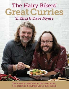 Hairy Bikers take top spot in book chart