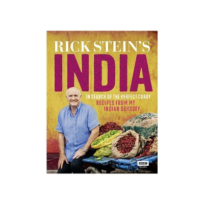 Rick Stein scoops top spot in book chart