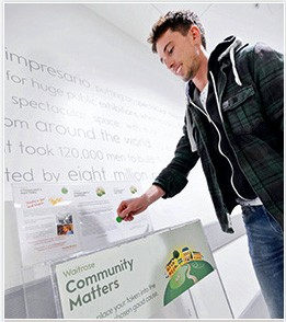 Waitrose celebrates fifth anniversary of Community Matters scheme