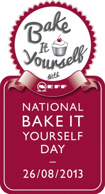 Neff launches Bake It Yourself Day