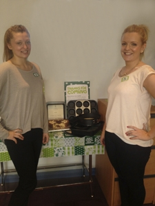 Datateam supports Macmillan coffee morning
