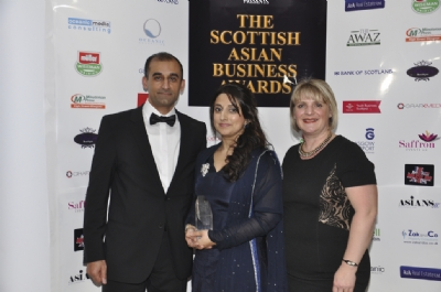 Blue Canyon honoured in business awards