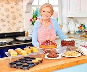 Mary Berry links up with Lakeland