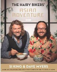 Hairy Bikers race to top spot in book chart