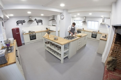 Abinger Cookery School partners with Gorenje