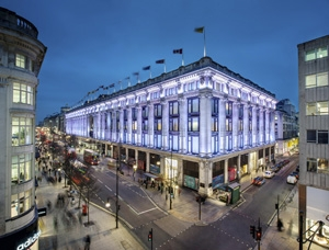 Selfridges to invest £300m in Oxford Street store revamp