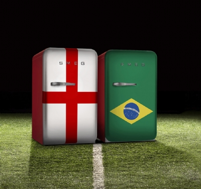 Smeg releases flag-themed fridges