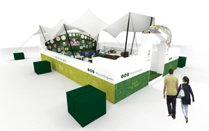 John Lewis launches pop-up tea house in Glasgow city centre