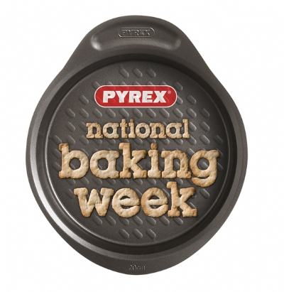 Pyrex launches retailer display competition for National Baking Week