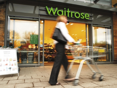 A 'remarkable half year' for Waitrose