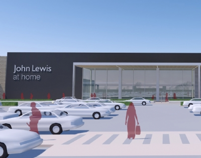 John Lewis plans to open 'at home' shop in Worcester