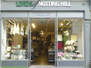 Lords of Notting Hill revamps Westbourne Grove store