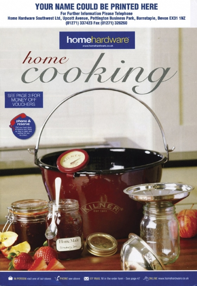 Home Hardware's Cookshop Catalogue creates a stir