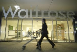 Waitrose posts highest weekly sales growth for six months